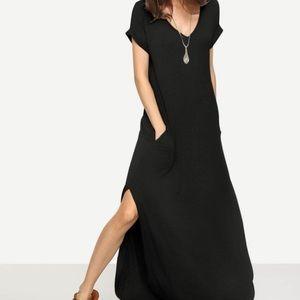 Francescas T-shirt maxi dress